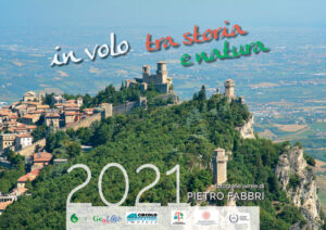 Calendario 2021 – In volo tra storia e natura
