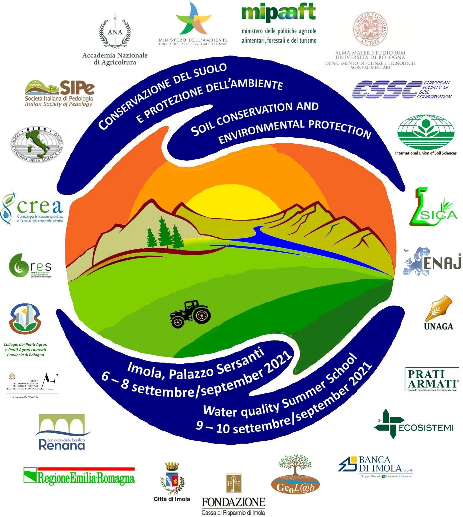 CONSERVAZIONE DEL SUOLO E PROTEZIONE DELL'AMBIENTE 2021 – SOIL CONSERVATION AND ENVIRONMENTAL PROTECTION 2021